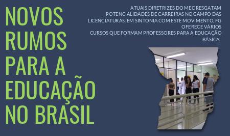 Novas Diretrizes para a Educação no Brasil